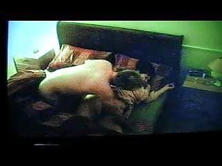 Tranny sucks herself Horny mum - wanking me, sucking me and wanking herself