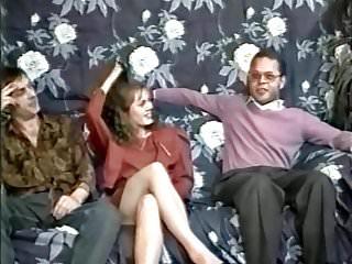 Erotic menage a trois - Interview menage a trois
