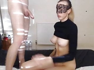 Menstruation lesbian scat japan Blonde with menstruation fucking with her boyfriend