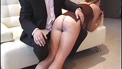 Pretty Abi Confession spanking 3