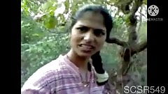 Desi sexy woman getting fucked in the forest