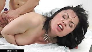 Single Lustful Russian 40yo Mommy Nataly Fucks