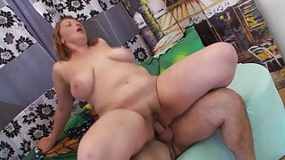 do you like fat women with monster tits?