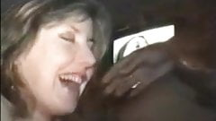 Bbc cums on wife's face