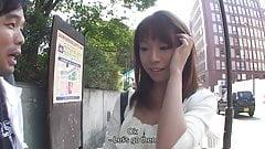 Yuri Rie is having a sex quiz