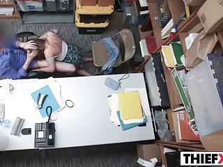 Teen bliss xxx - Brooke bliss taken in the back office