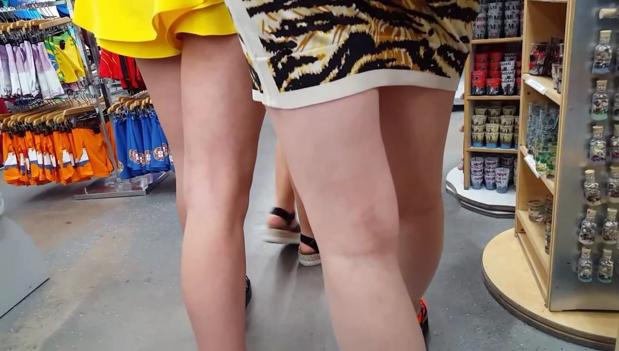 Candid Voyeur Teen Shop