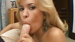 Big boobs and a small cock collide