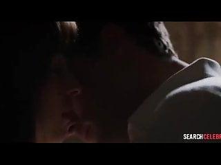 Greys anatomy lesbian kiss Dakota johnson, fifty shades of grey