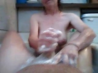 Nobody wants to see anyone naked - Anita wants to see alex cum.