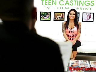 Global teen challenge don wilkerson director Inked teen hardfucked by casting director