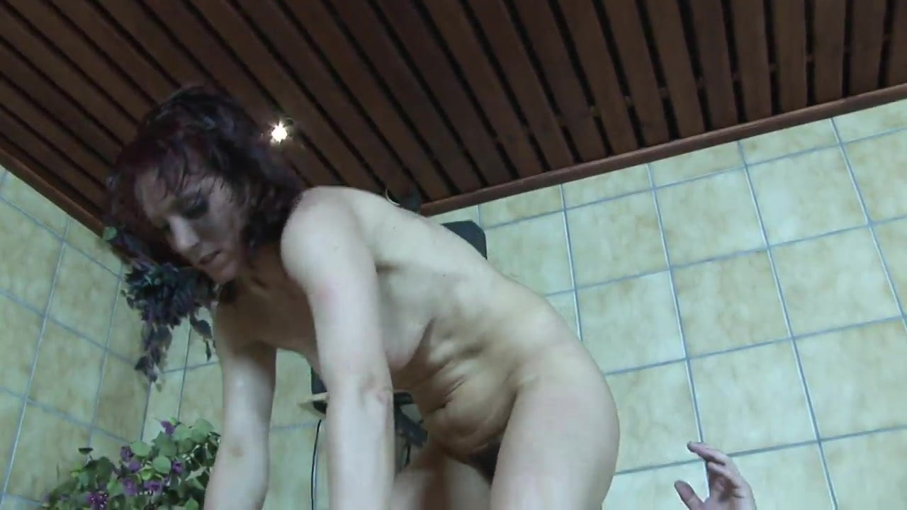 Mature Hairy Anal Amateur