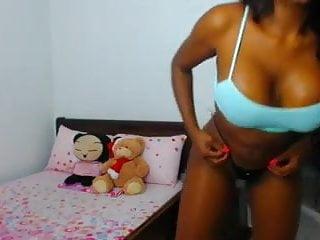 Ebony gay web site Sexy ebony teasing on web cam