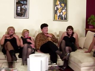 Granny and son sex tube Mature sex party with moms sons pissing