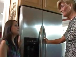 Lesbians and moms Mom seduce not her daughter 13