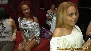 Amateur nympho banged hard at bachelorette party