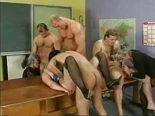 Face fuck grann tube German grann porn sex school