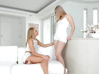 Sugar lesbians Ivana sugar and alana moon - lesbian scene by sapphix