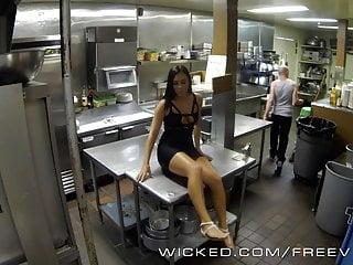 Gianna micheals fucking videos Wicked - gianna nicole fucks her boss in the kitchen