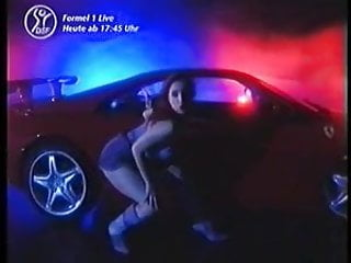 Ashley lowe as a redhead Ashley robbins dance ferrari