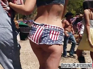 Pam and tommys sex tape Digitalplayground - jade nile jessa rhodes tommy gunn - 4th