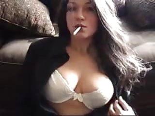 Vogue sexy simplicity Elizabeth douglas vogue 120s cigarette webcam