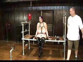 Big tits tied up and fuck - Bdsm big tits tied up