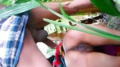 Sri Lankan village fuck