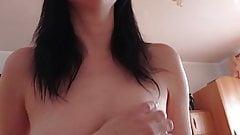 my wife's beautiful breasts