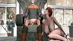 Medieval Sex King 3D