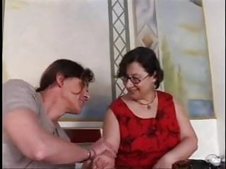 Mom young man porn Hot mom n154 brunette hairy bbw mature milf and a young man