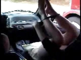 Car insurance teen driver florida - Horny bitch masturbating in car for truck driver