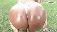 Colombian Ass Angelina