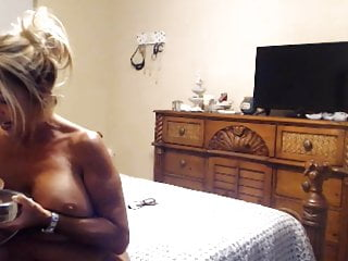 High pitch voice porn Adorable milf with sexy voice and big boobs