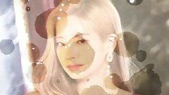 Twice Dahyun cum tribute
