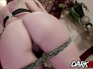 Strap on ass reaming - Pawg velicity von has ass reamed by bbc