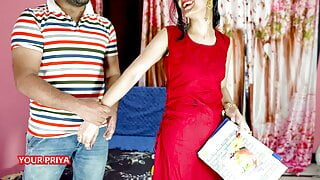 YourPriya hard sex with cousin-brother Hindi sex roleplay
