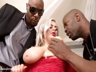 Black bootys cock free fucking pic white - Big booty white babe get fucked by 2 big black cocks