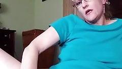 Anal Plug Masturbating, my first time