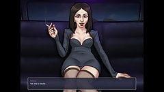 Summertime Saga 0.20.8 - Fuck you Nadya (part 1)