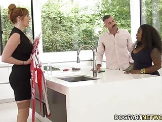 Ms incredibale fucking Ebony agent ms london gets fucked by her married boss