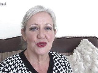 She sucked grandmas tit Mature british grandma shows she still got what it takes
