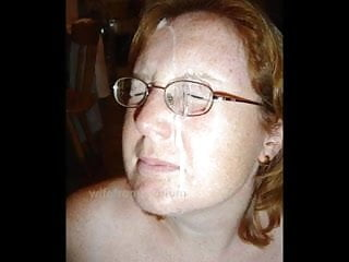 Busty cumshot pic Facial pics compilation