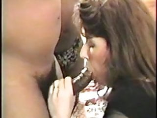 Wifes first blacl cock Brunette wifes first bbc gangbang