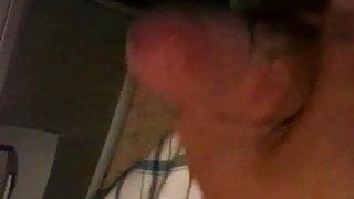 cumming after work