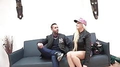 Blonde MILF sates her cock thirst with Jordi ENP