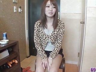 Curly nana fucked - Horny nana asano fucks until she creampied