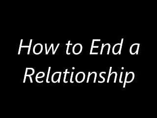 How lesbian relationships are portrayed int eh media How to end a relationship