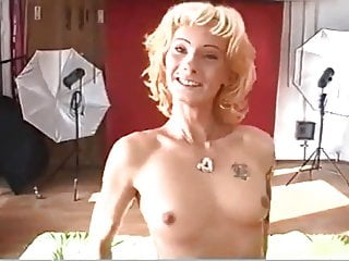 Facial bones labeled - Skinny blonde bitch gets boned the rough way