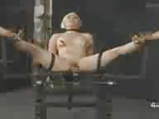 Electro pussy videos - Pussy and nipples electro torture
